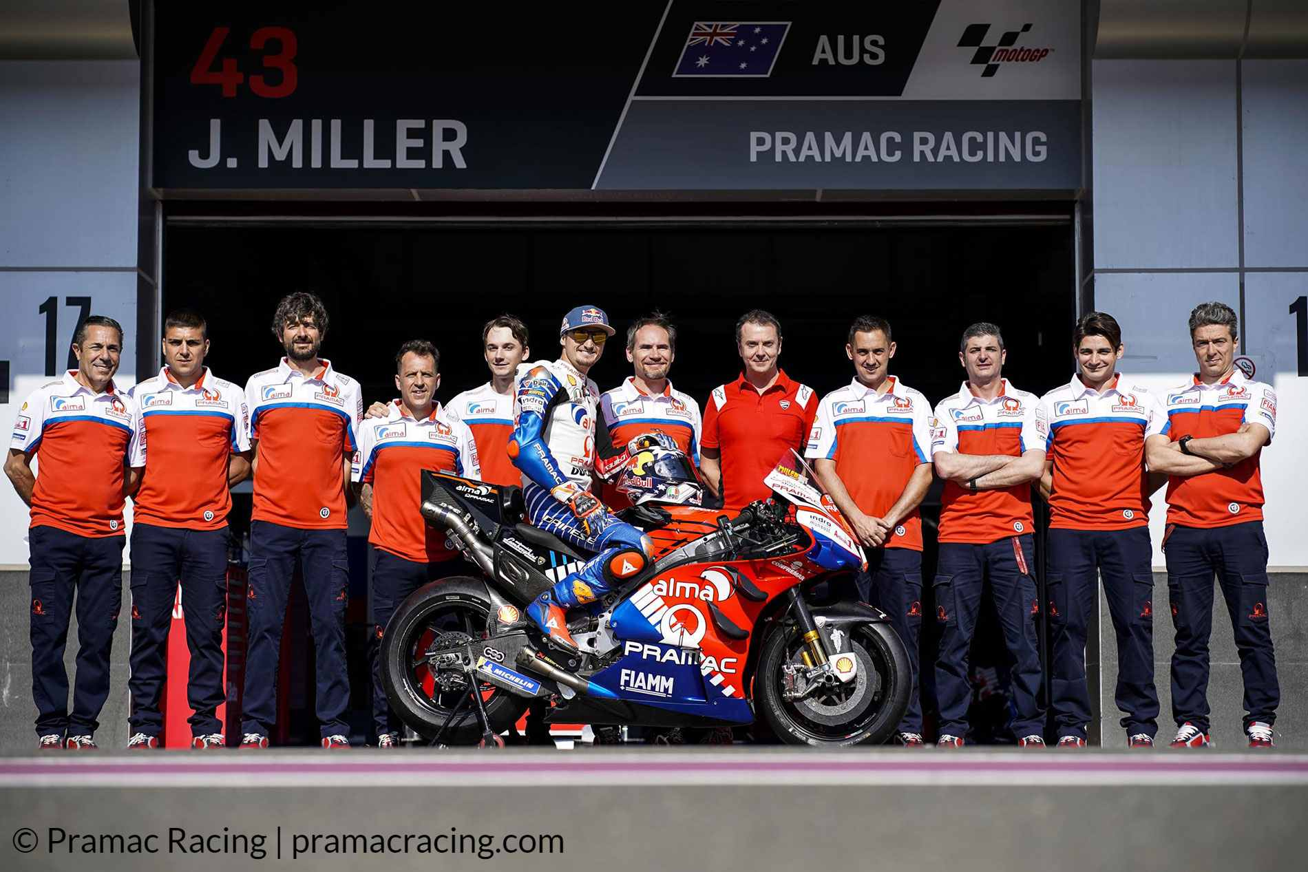 Moto GP 2019 Grand Prix De France – Team Pramac Racing