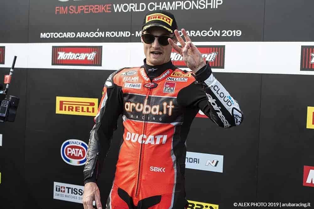 World Superbike : Bautista (Aruba Ducati) vers un record à Assen ?