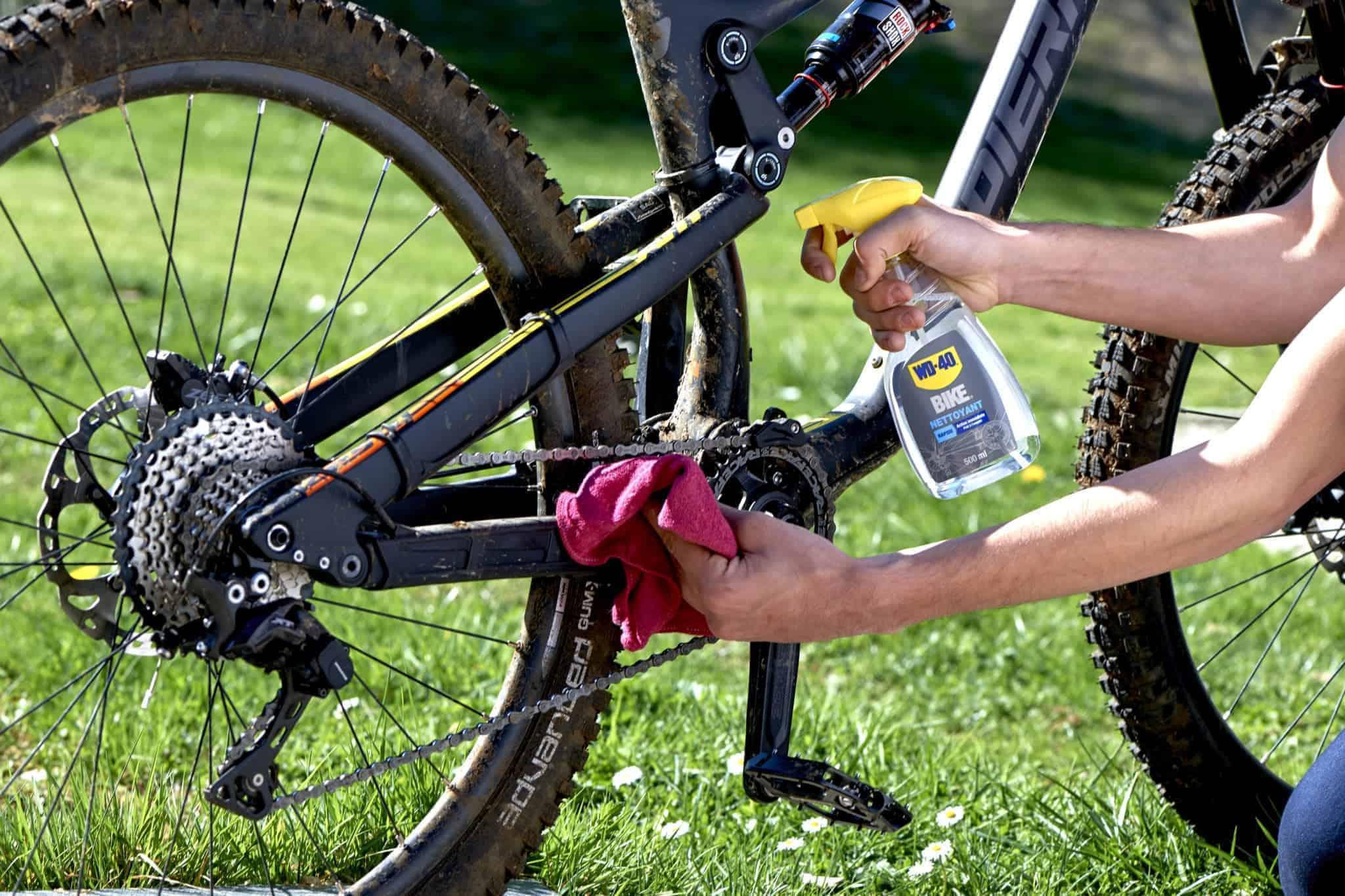 Nettoyant vélo : comment bien le choisir ?