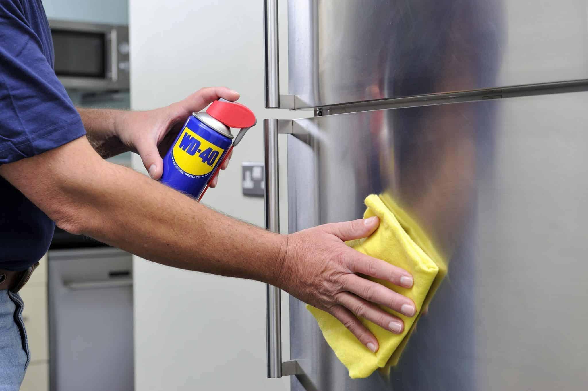 Comment nettoyer l'acier inoxydable ?