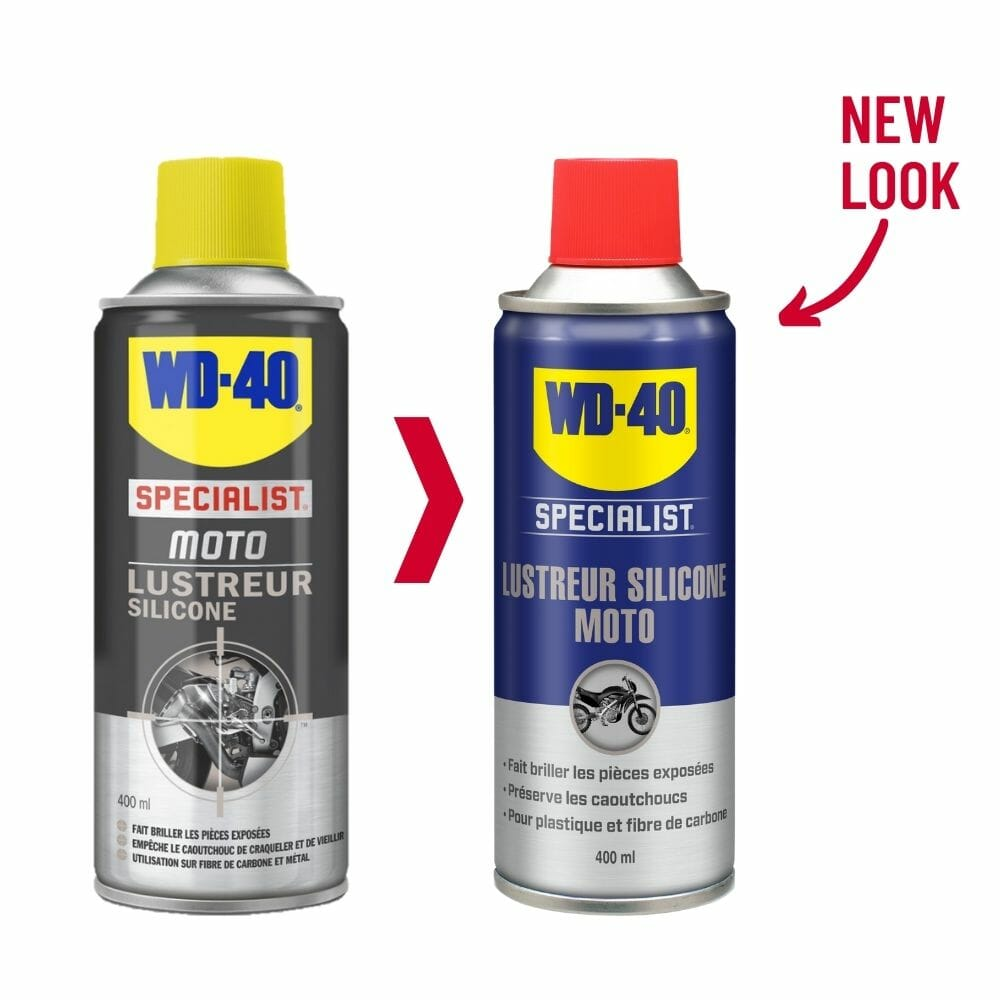 lustreur silicone wd 40 specialist moto 400 ml new look 1000x1000