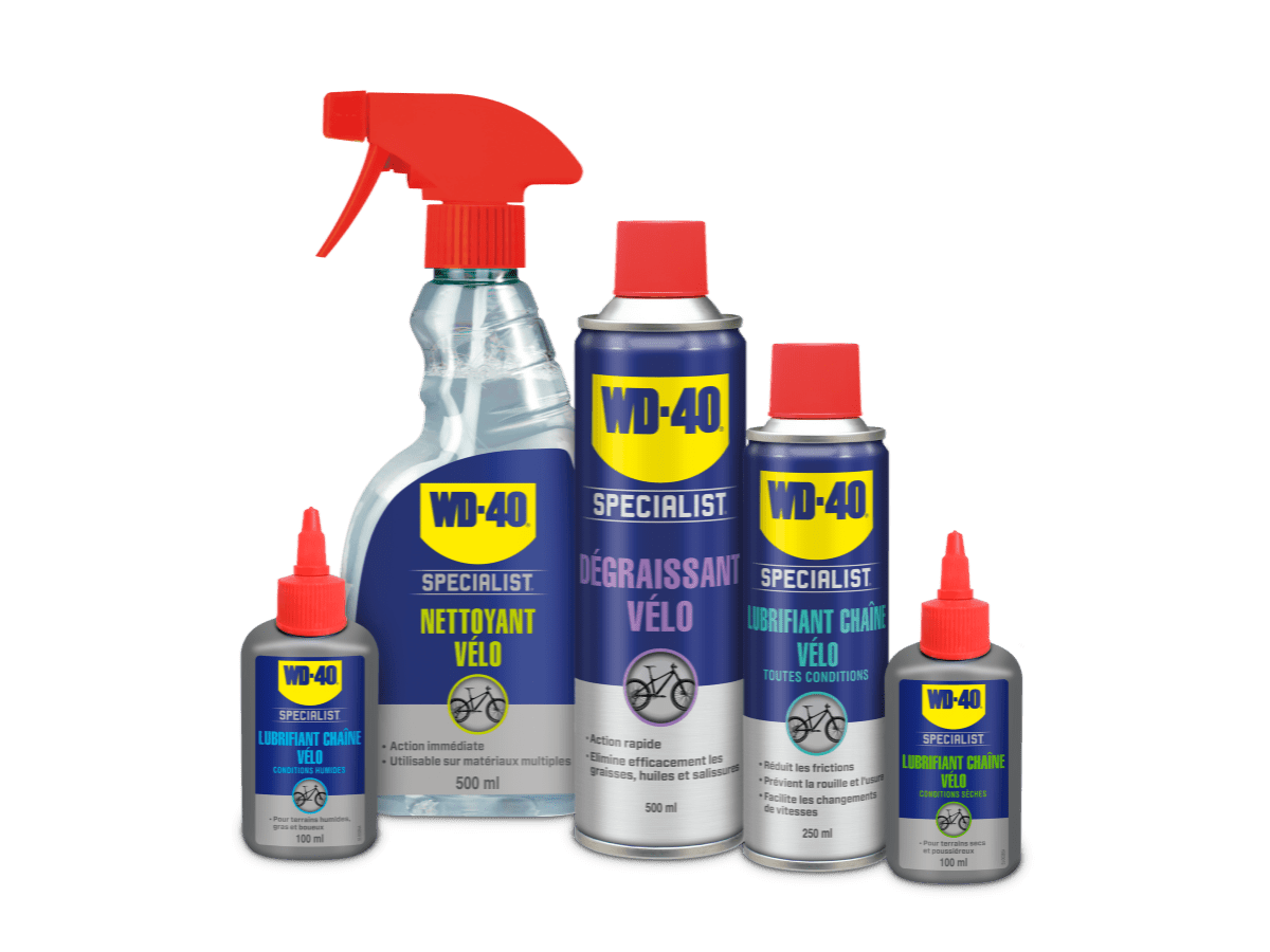 gamme wd40 specialist vélo