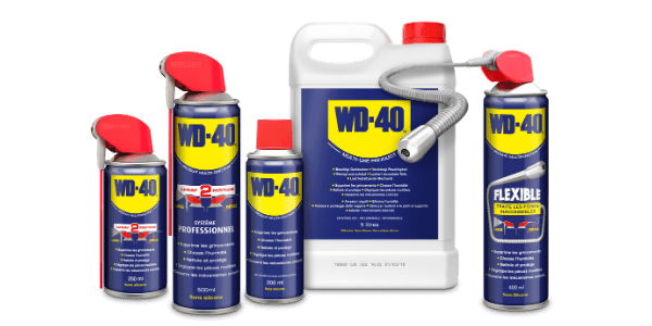 gamme wd 40