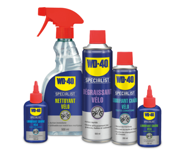 gamme wd40 spe vélo