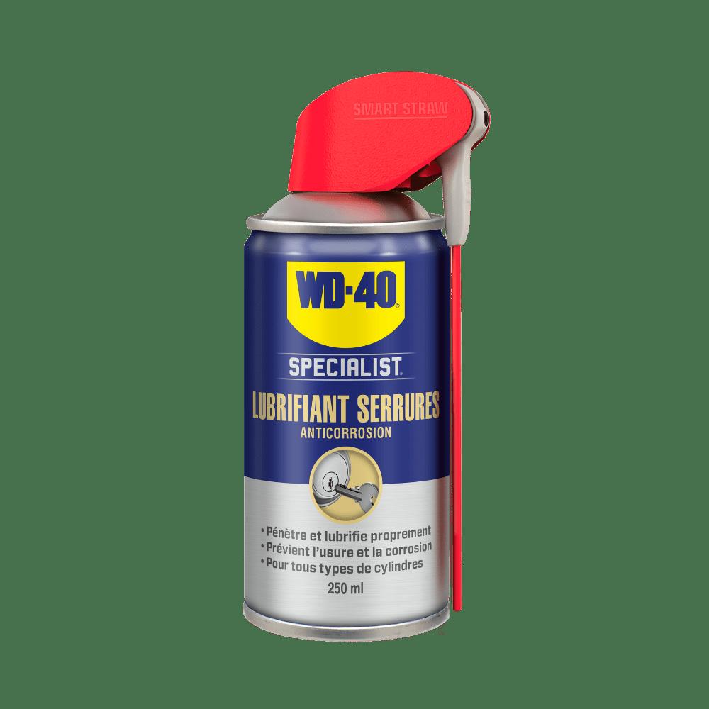 lubrifiant serrures wd 40 specialist 250 ml 1000x1000 détouré