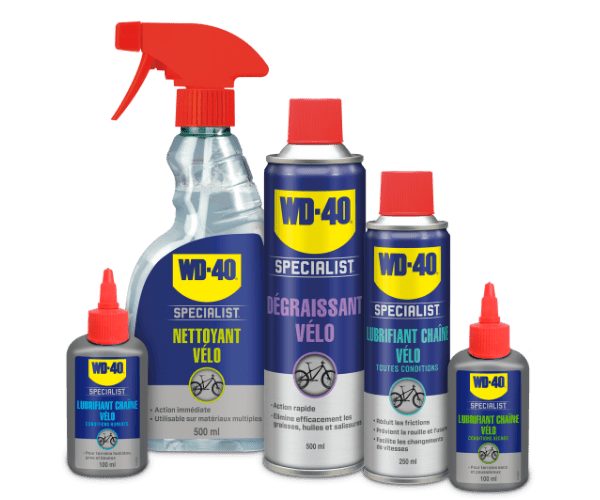gamme wd40 specialist velo